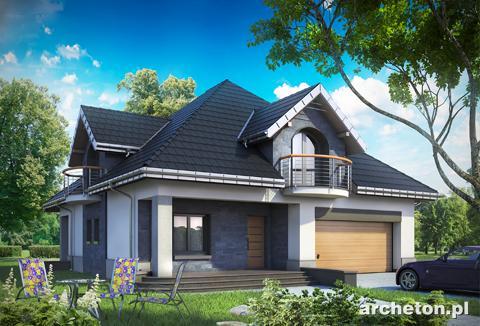Projekt domu Gloria G2