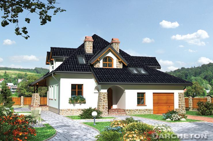 Проект домa Гладиолус