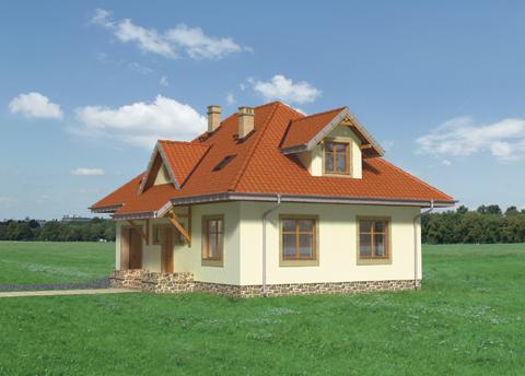 Projekt domu Gozdawa Nowa