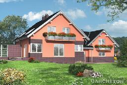Проект домa Баттерфляй Дуо