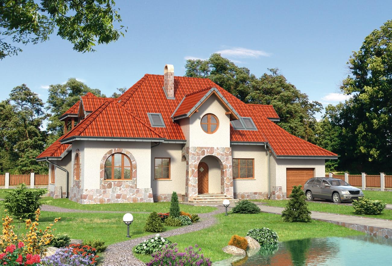 Проект домa Городок