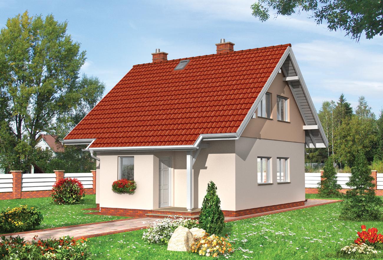 Проект домa Горошек