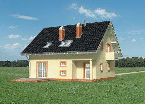 Projekt domu Gustaw