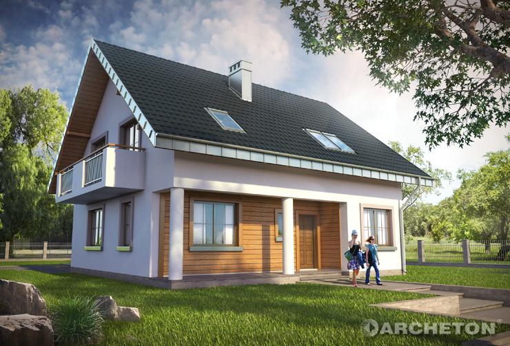 Проект домa Верба