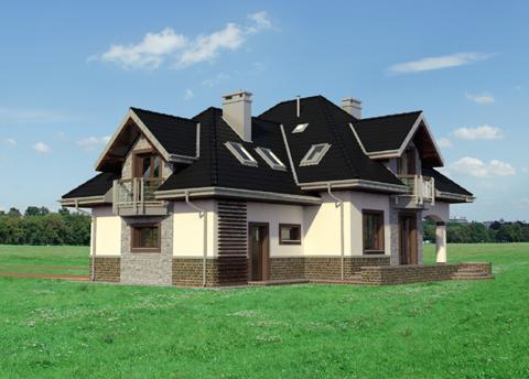 Projekt domu Hektor