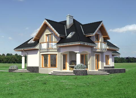 Projekt domu Hektor Bas