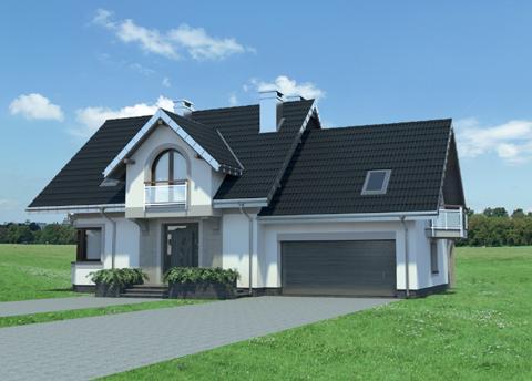 Projekt domu Heladia