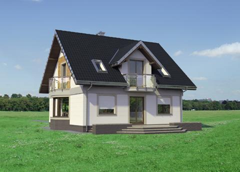 Projekt domu Helena Neo