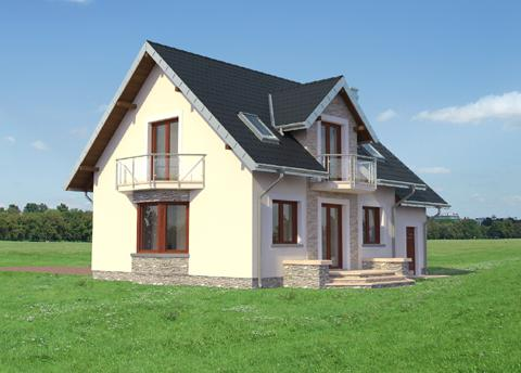 Проект домa Алёна Прима