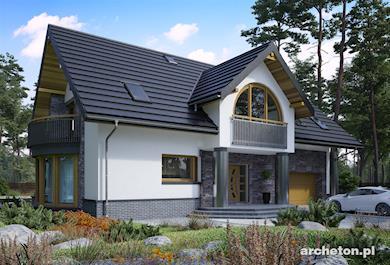 Projekt domu Helga