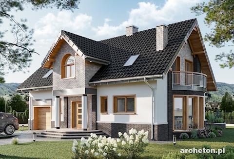 Projekt domu Heliasz