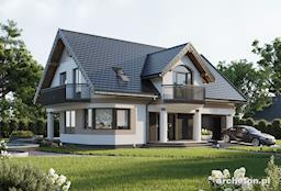 Projekt domu Heliotrop G1