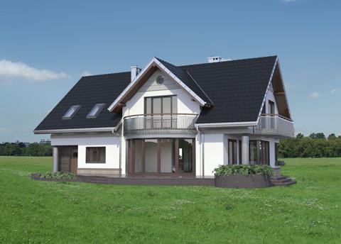 Projekt domu Heliotrop Max