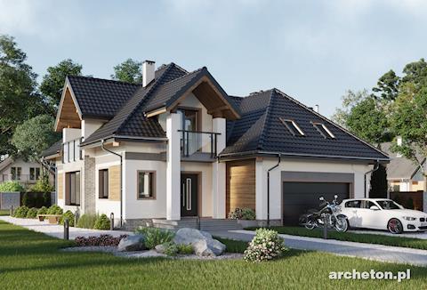 Projekt domu Hermes