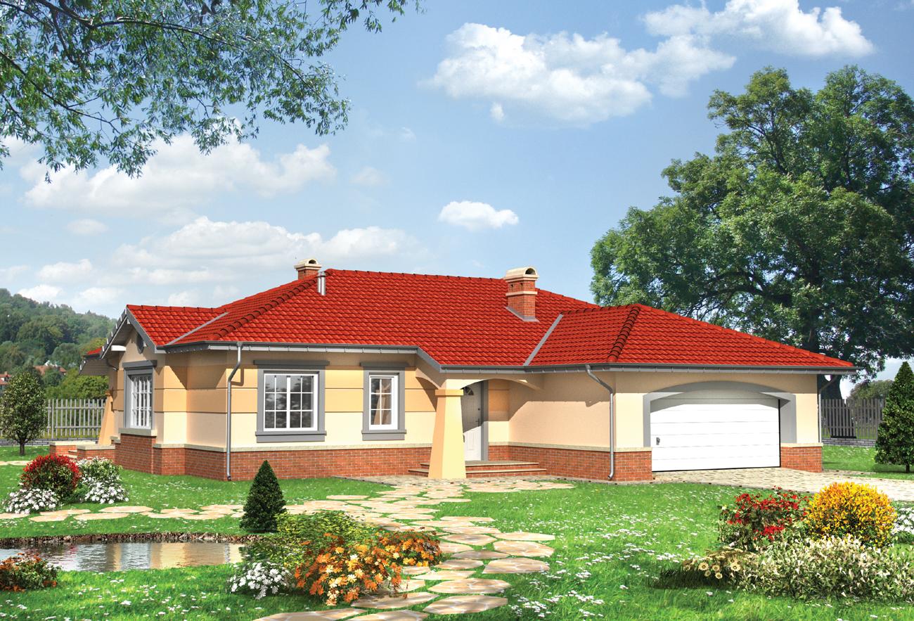 Проект домa Гермина