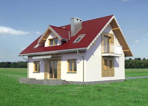 Проект домa Гильда Рекс
