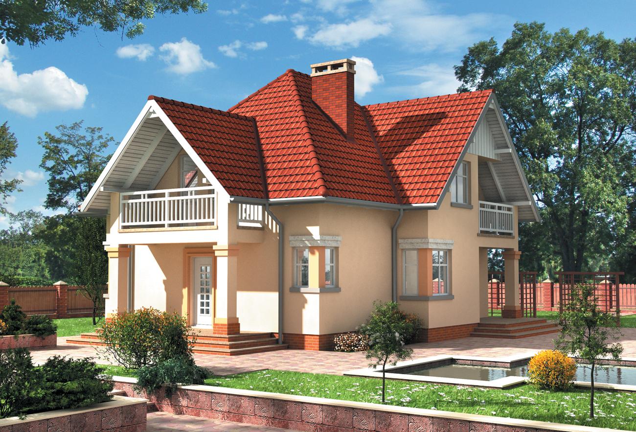 "Проект дома гораций (e-194) - афк ""украина""."
