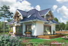 Projekt domu Hortensja Bona