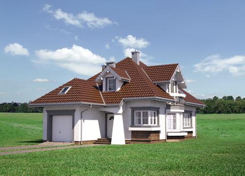 Projekt domu Hortensja Polo
