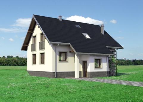 Проект домa Ибис Эко
