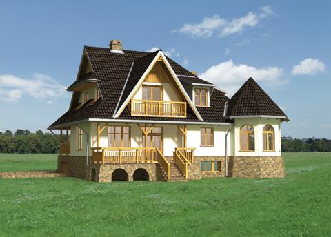 Projekt domu Jabłonna