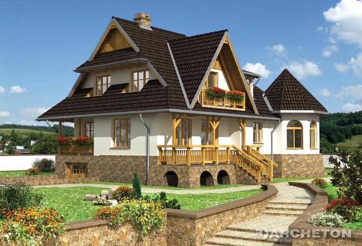 Проект домa Яблоня
