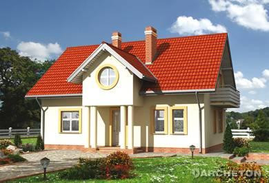 Projekt domu Jagoda