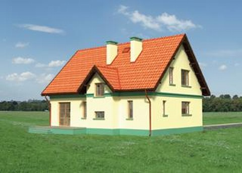 Projekt domu Janko-2