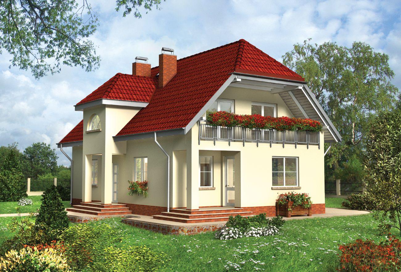 Проекты европейских домов и коттеджей dom4m россия.