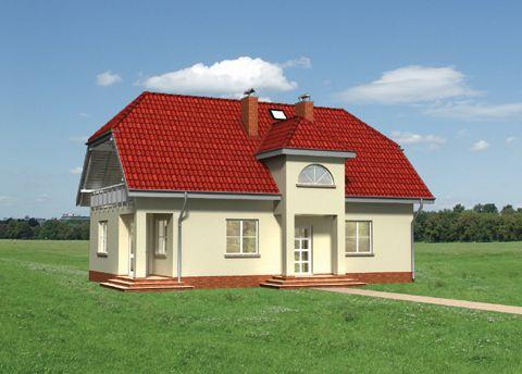 Проект домa Янтарь