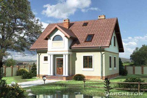 Projekt domu Jaromir
