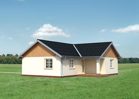 Projekt domu Jaśmin