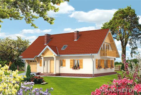 Projekt domu Jawor