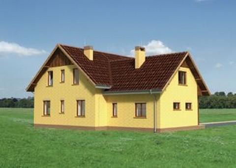 Projekt domu Jelonek-2