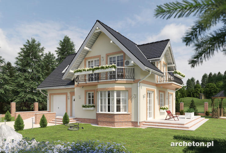 Проект домa Олень Ас