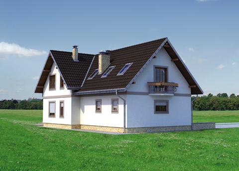 Projekt domu Jelonek As G2