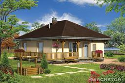 Projekt domu Julia-2