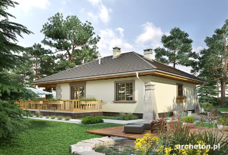 Projekt domu Julia