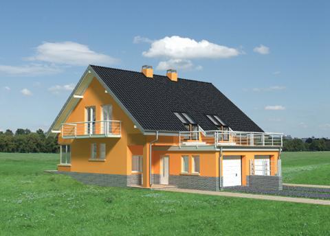 Проект домa Юта Дуо