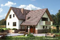 Projekt domu Jutrzenka