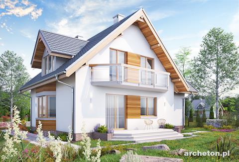 Projekt domu Kaja