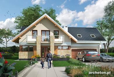 Projekt domu Kaja Muza