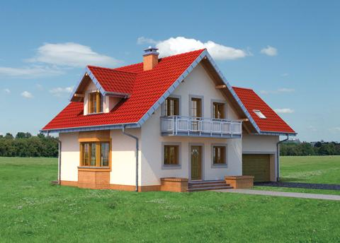 Projekt domu Kaja Rex G2
