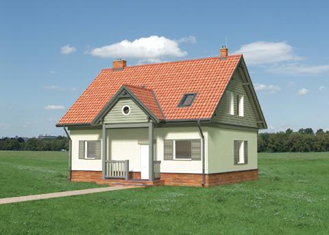 Projekt domu Kajko