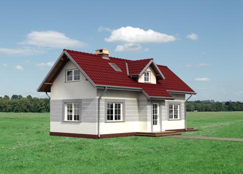 Проект домa Изумруд
