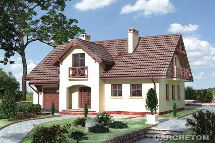 Проект домa Кальцит