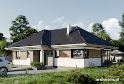 Проект домa Калина