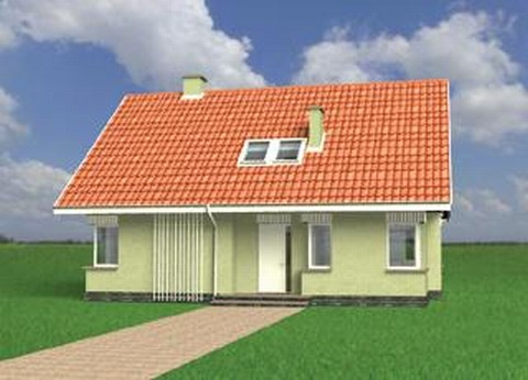 Проект домa Кондор