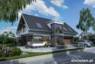 Projekt domu Kalipso