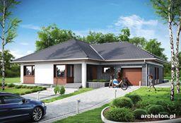 Projekt domu Kamelia